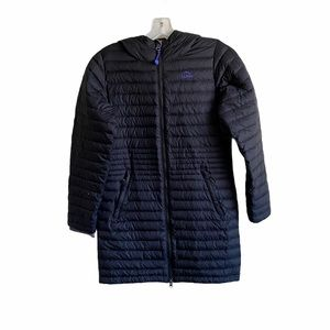 L.L. Bean Kids Quilted Down Jacket Size M 10-12